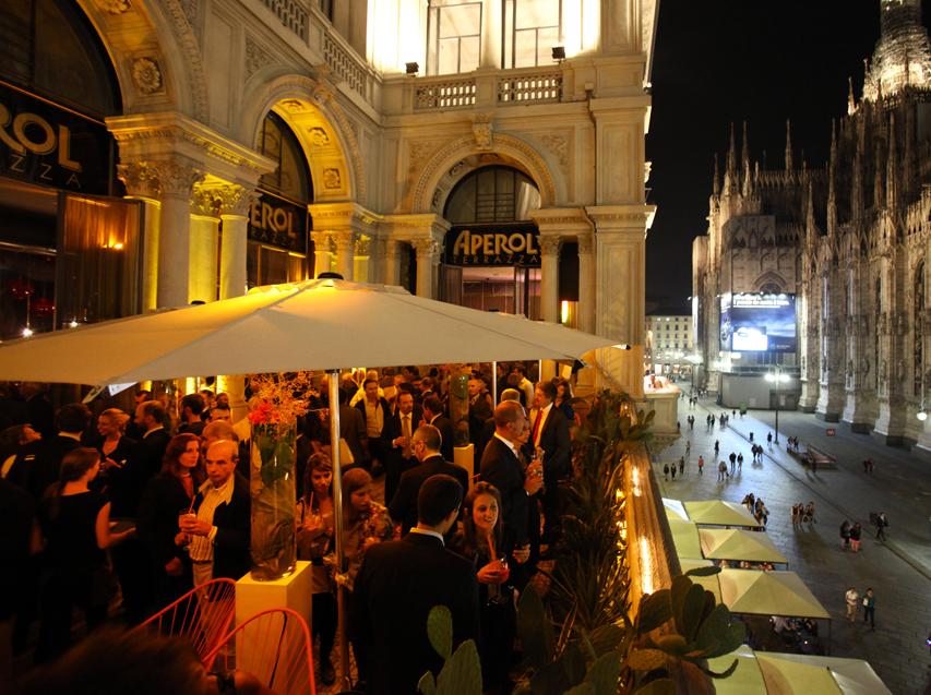 Eventi Terrazza Aperol Il Mercato Del Duomo